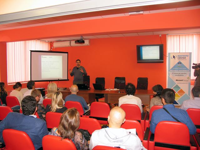 Održana prezentacija programa EDUMLOS u Kragujevcu
